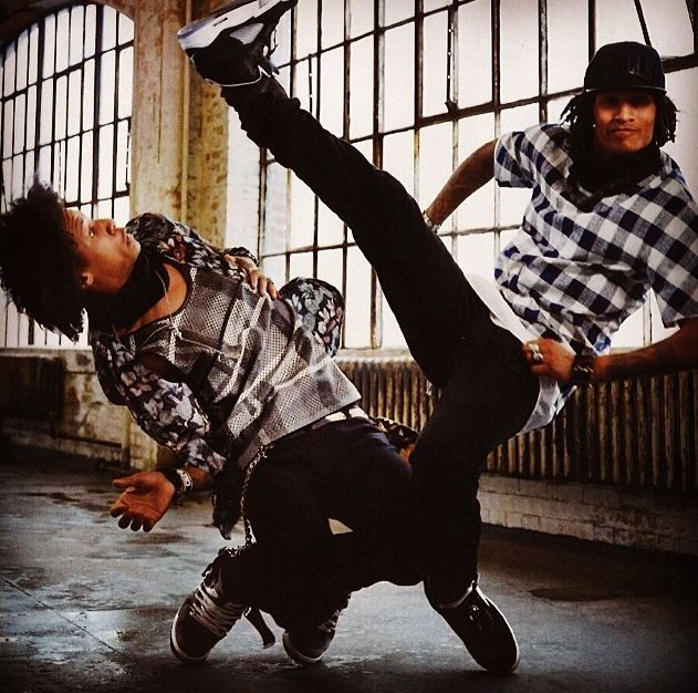 Les Twins ♥ Wonderful! www.thewonderfulworldofdance.com #ballet #dance