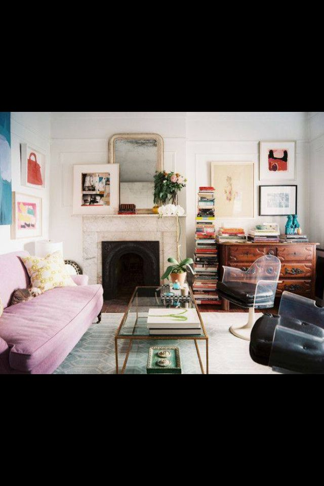 Eclectic Living Room Design Ideas And Photos To Inspire Your Next Home  Decor Project Or Remodel. Check Out Eclectic Living Room Photo Galleries  Full Of ...