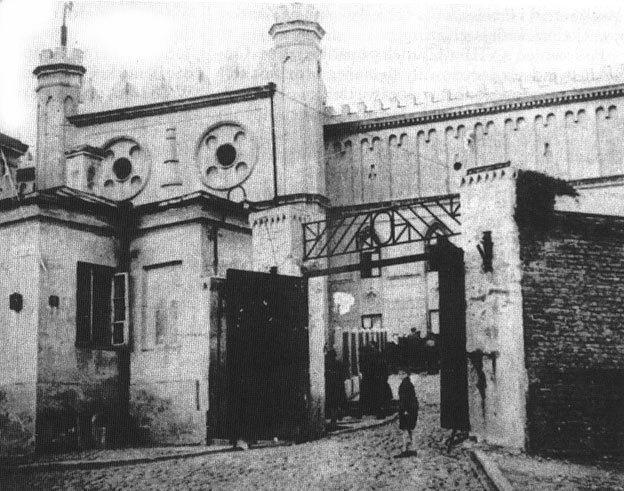 Zamek w czasie II WŚ
