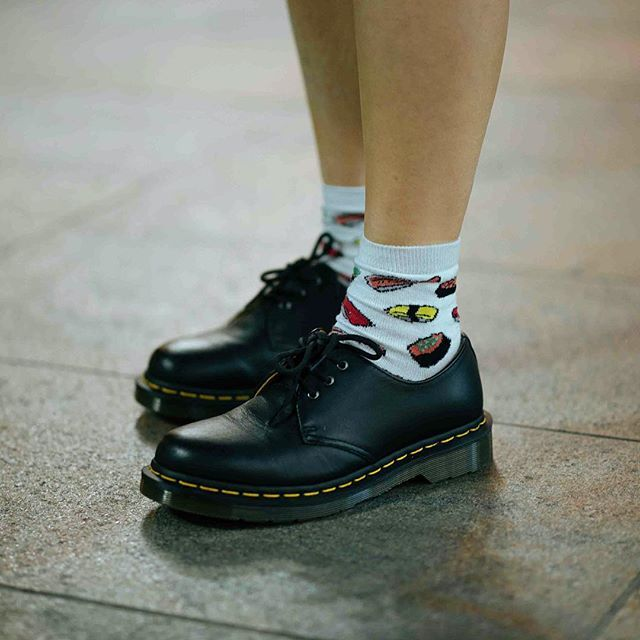 Sushi Docs: the 1461 shoe. Shared by frannlee