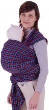 """Чудо-чадо Слинг-шарф Акриловая серия Уют  — 1290р. ------------- Представляем Вашему вниманию теплый, мягкий, уютный слинг-шарф. При одном взгляде на него возникают позитивные эмоции и хорошее настроение! Это невероятно нежная на ощупь переноска.  Сделан этот слинг-шарф из акрила (искусственная шерсть). Акрил по теплу не уступает шерсти, но по качествам ее превосходит: не """"кусается"""", не вызывает аллергии, не накапливает статическое электричество. Ткань имеет саржевое плетение, которое…"""
