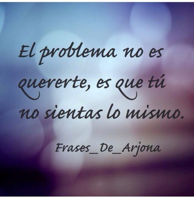 Ricardo Arjona El Problema