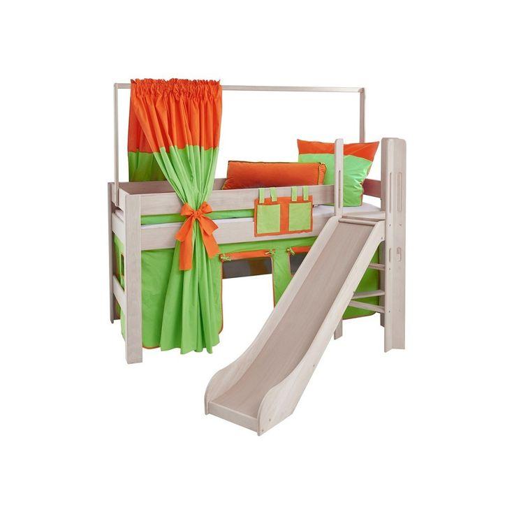 Babyzimmer Orange Grn. Friendly Forest - Vogelhaus, Tags