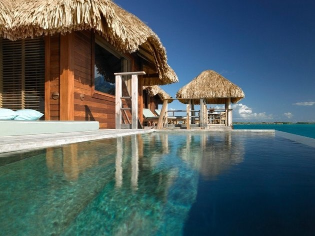 (Photo: Barbara Kraft/Courtesy of Four Seasons Resort Bora Bora