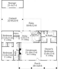 2 Story Dream House Floor Plans 130 best house plans images on pinterest | house floor plans