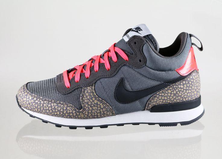 Nike Internationalist Mid Prm (Cool Grey / Black)