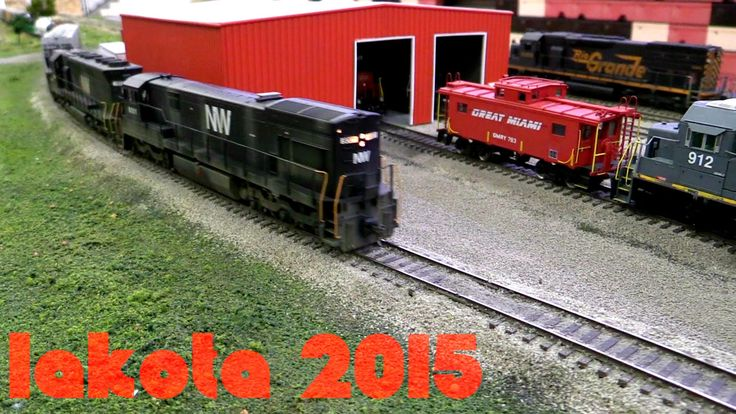 Lakota Train Show Teaser Trailer 2015