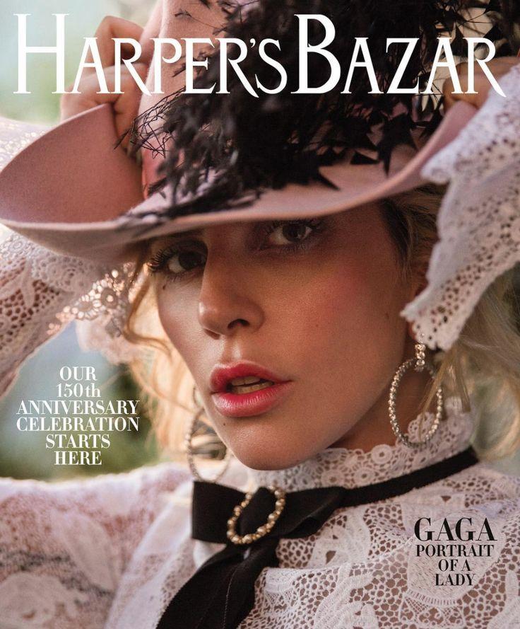 More photos of Lady Gaga for Harper's Bazaar, shot by Inez & Vinoodh