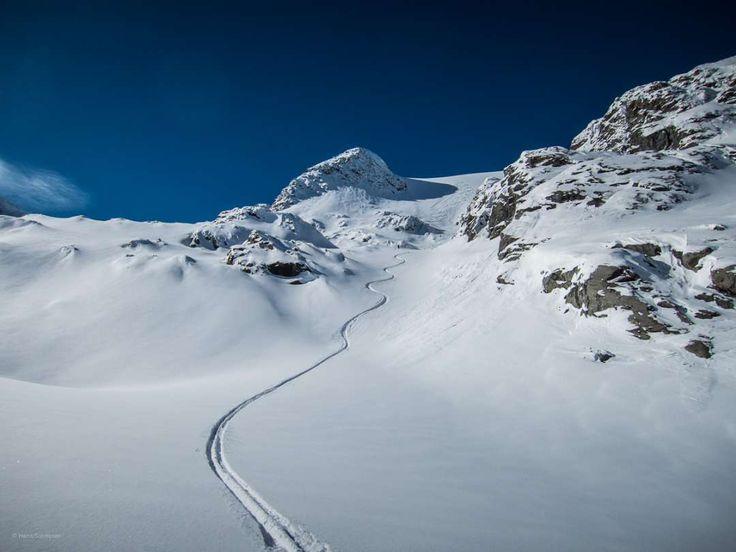 Custom Guided Heliskiing In Verbier Switzerland #powder#ski#pure#sport#snow#heliski