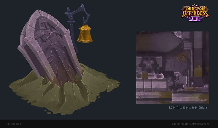 Dungeon Defenders 2- image heavy Art dump - Page 2 - Polycount Forum