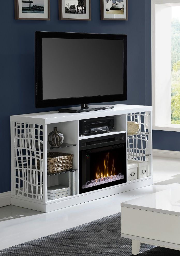 32 best family room electric fireplaces images on pinterest dimplex charlotte white media cabinet with 25 electric fireplace teraionfo
