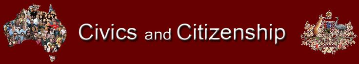 MHS Civics and Citizenship website homepage