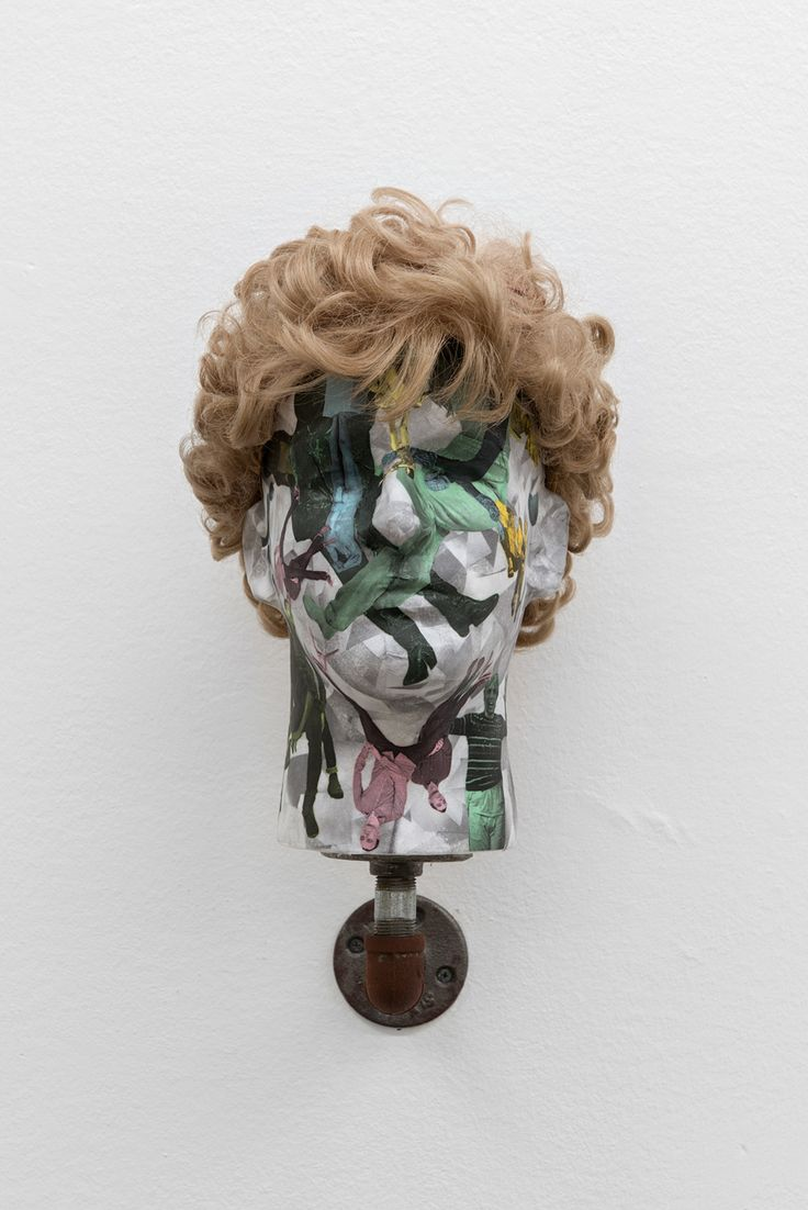 Ryan McNamara To be titled, (Head #3), 2012