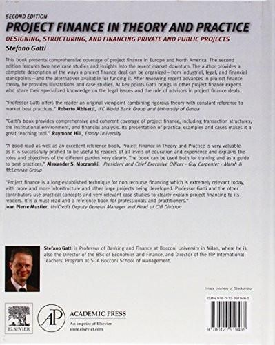 Project Finance in Theory and Practice, Second Edition: Designing, Structuring, and Financing Privat