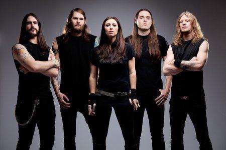 """Los canadienses, Unleash The Archers, han revelado recientemente un atractivo """"unfull-band-playhtrough"""" para su canción """"AwakeningR"""