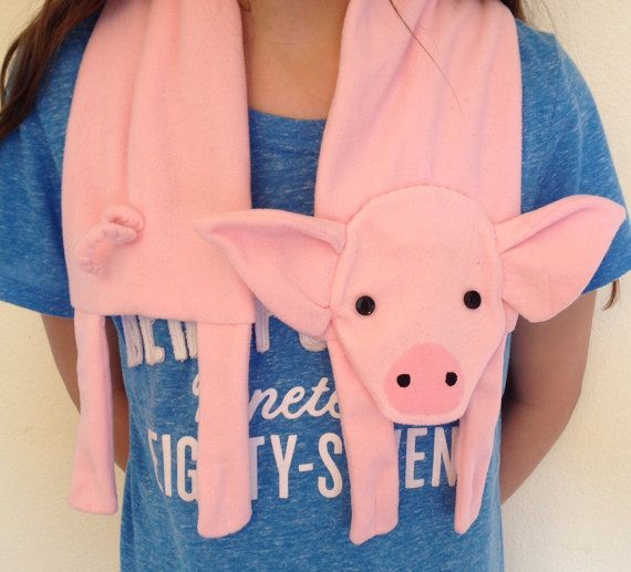 Hey, I found this really awesome Etsy listing at https://www.etsy.com/listing/244335050/piglet-scarf-pdf-pattern