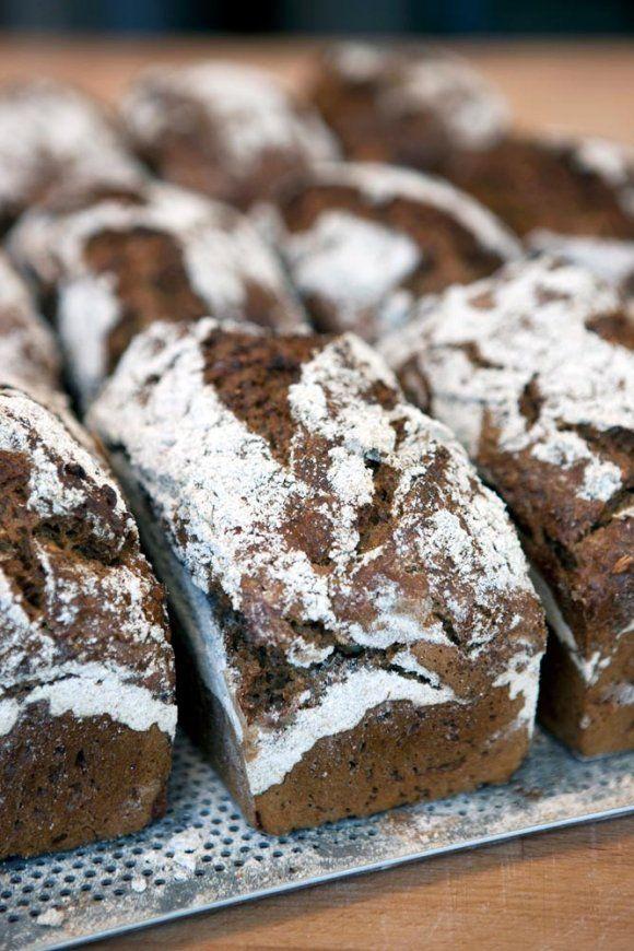 svensk råg - Swedish Seeded Rye Sourdough Bread