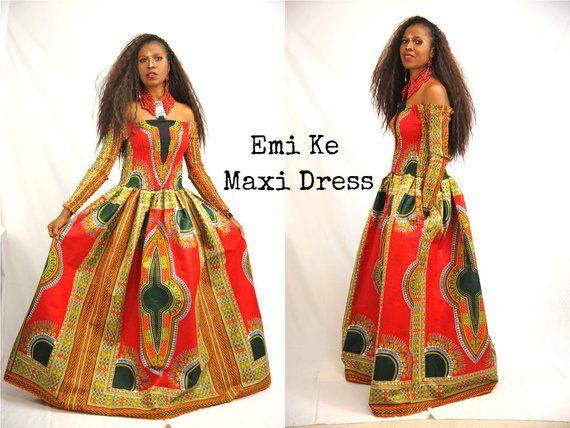6db42095add49 Dashiki Dress