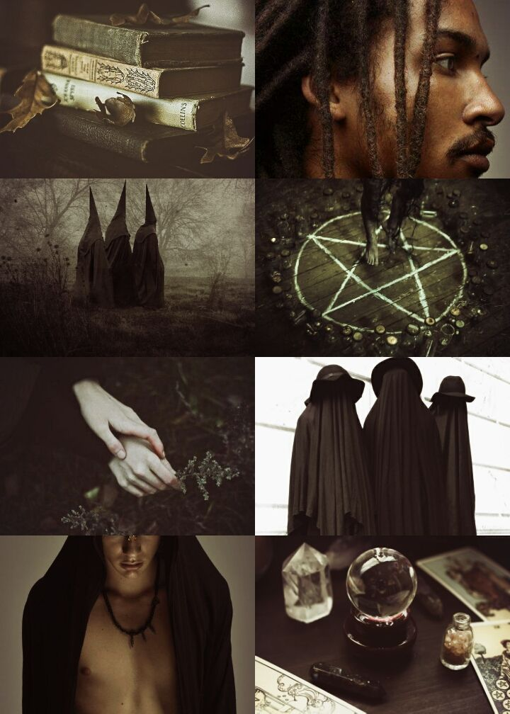"""pyyres: """" male witch aesthetic do not remove my caption """""""