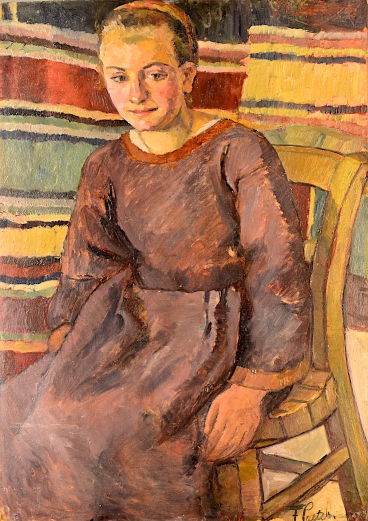 Florenţa Pretorian (1902-1948) – ANICUȚA