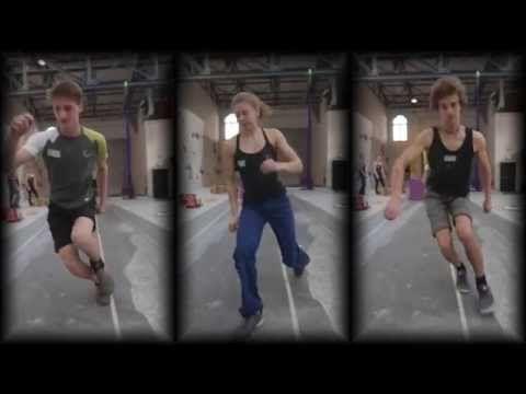 German Bouldering Team plays at Stuntwerk - YouTube