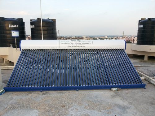 The goal of the organization is to give clean energy solutions and cost effective services for the clients, they have set up themselves as the Solar Water Heater Dealer in Mumbai.