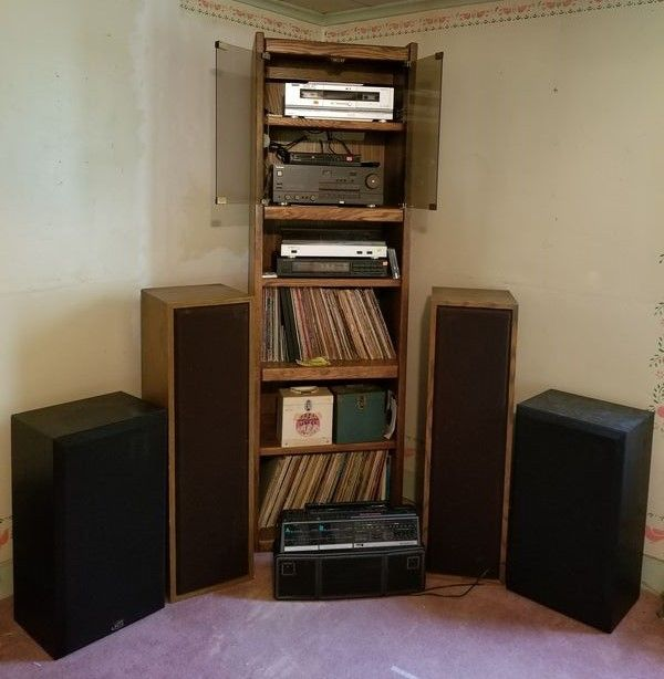 25 Best Stereo Cabinet Ideas On Pinterest Mid Century