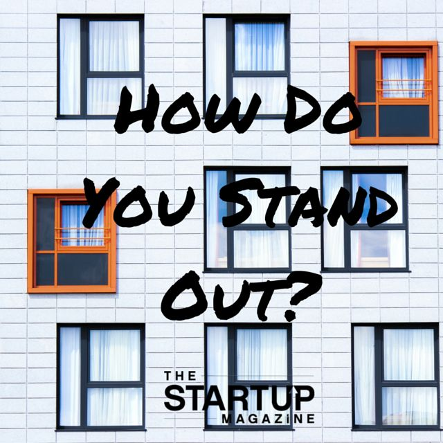How do you stand out?  #TSMSmart #cahse #vision#startupmag #startup #entrepreneur #business #motivation #motivationalquotes #working #biz #photooftheday #photo #quotes #startupmagazine #inspiration #quote #inspirationalquote #justdoit #powerthroughthedailygrind #chasethevision #money #bedifferent #work #whydoyouwork #dreambig #dream #big #dare #standout