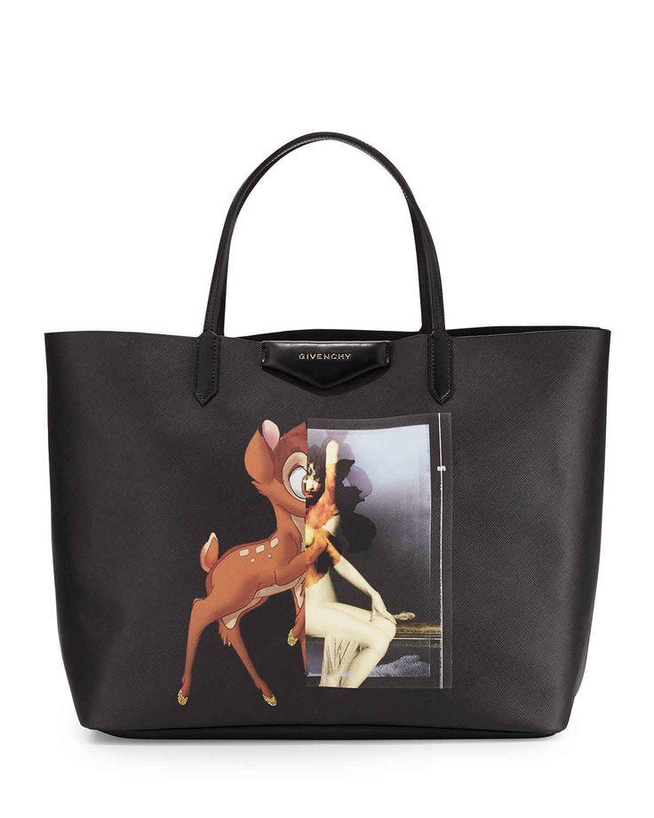 Givenchy Antigona Large Shopping Tote Bambi Print               $269.00