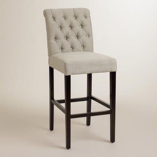 One of my favorite discoveries at WorldMarket.com: Beach Harper Barstool, Set of 2 $320 (on sale for $240 right now)