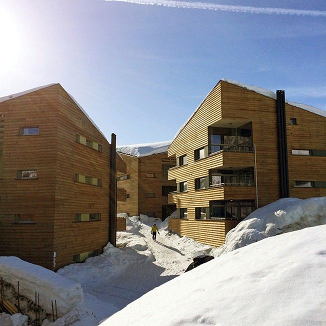 Myrkdalen Mountain Condominiums
