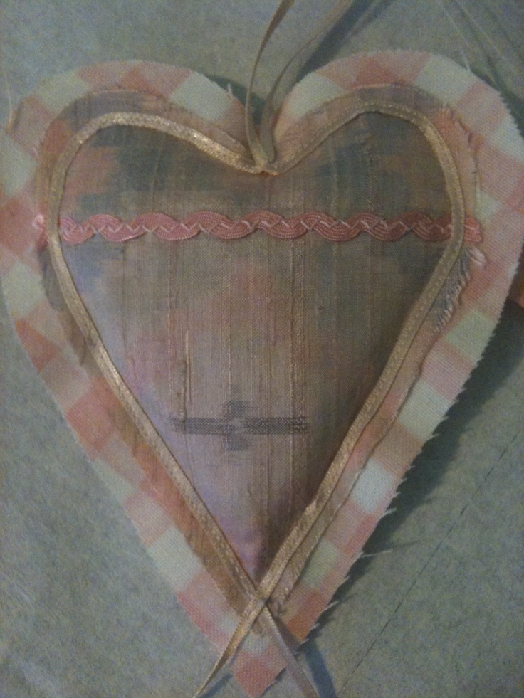 Bridemaid Pink Lavender Heart