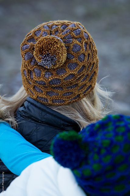 Ravelry: The Honeycomber pattern by Wendy Bernard