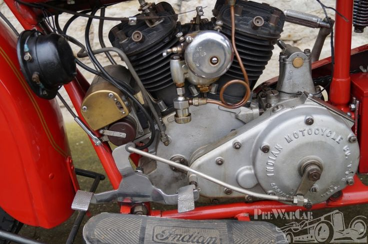 Indian mc 101 Scout  1928 for sale 4