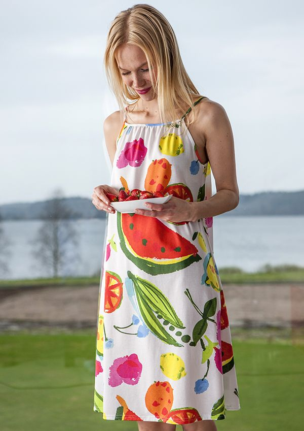 Kesäkuu leisurewear dress / Nanso SS 2016 Finland