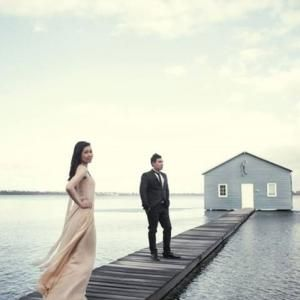 Blue Boat House - Perth Prewedding by Camio Pictures