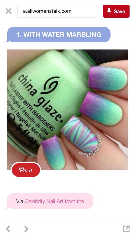 63 best Wedding nails images on Pinterest | Work nails, Bride nails ...