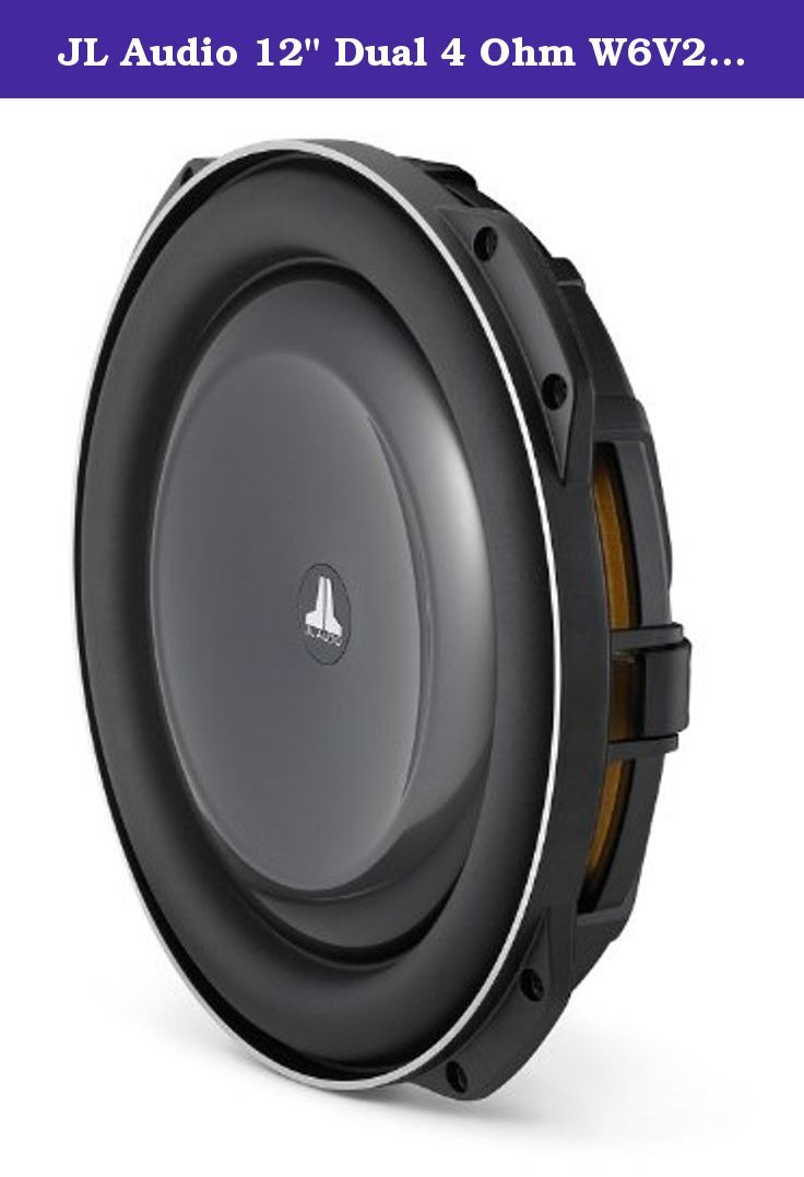 Two 2 PowerBass L 1004D Car Audio 10 DVC 4 Ohm Subwoofers 1 400W Subs