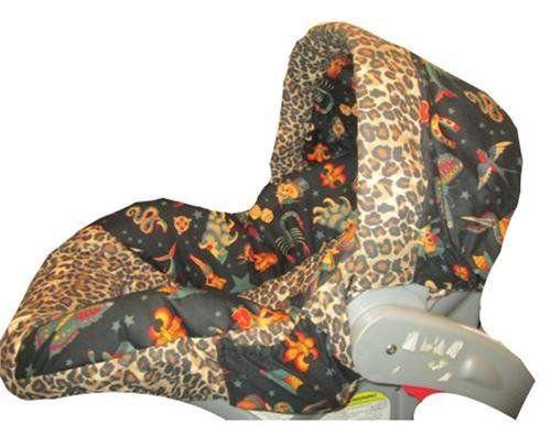 San Francisco Giants Infant Car Seat Covers