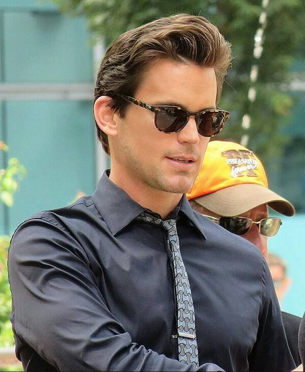 465 best images about matt bomer is a sexy god who 39 s - Neal caffrey hair ...