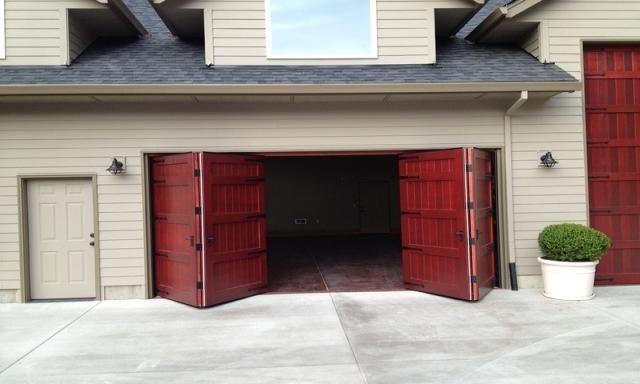 Magnificent Accordion Garage Door Garage Accordian Door You Residential For Sale Of Amazing Folding Garage Doo Garage Doors Garage Door Styles Carriage Doors