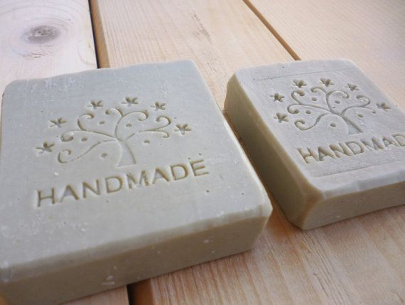 GREEN CLAY SOAP  Handmade soap  Green clay by StarSoapsbyIvana