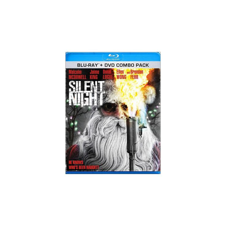 Silent night (Blu-ray), Movies