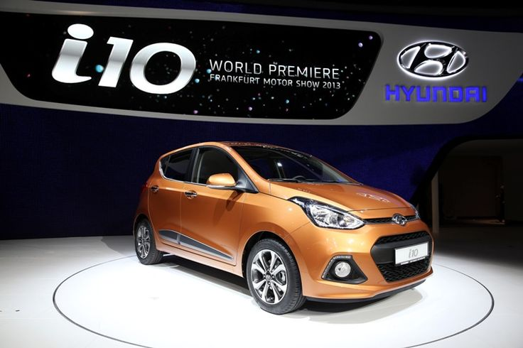 New Generation i10 Launch at IAA