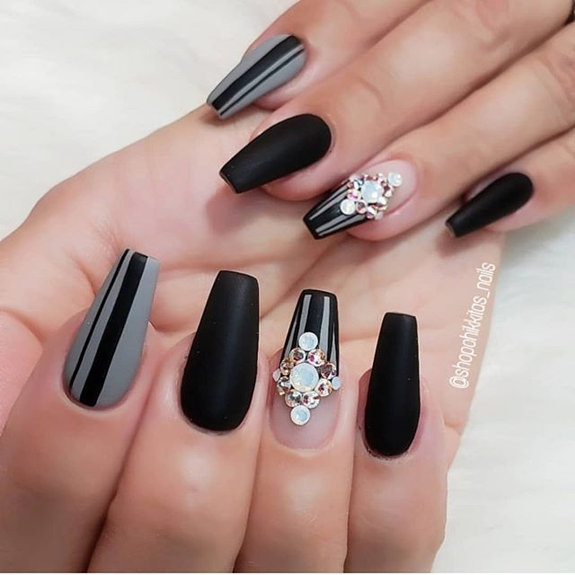 14 Glamorous Nail Art Designs Nail Art Designs Glamorous Nails