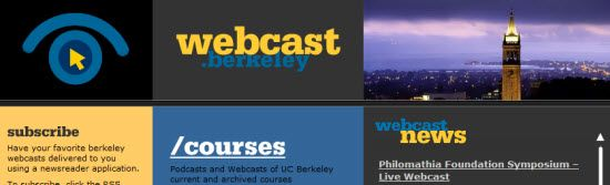 berkeley   8 Awesome Websites to Take Free College Courses Online