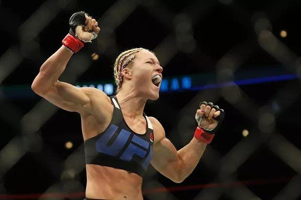 Surging UFC fighter Felice herrig says that she deserves a fight Michelle Waterson more than likely to steal all her spotlight.  She stated: It makes sense. I mean Paige isnt even in the rankings anymore. I think if you see my performance in that fight you see there is a clear-cut difference and there was something not okay with me in that fight. Then you see her performances since then it doesnt really make sense to me to fight her it makes more sense for me to fight Michelle Waterson. That…