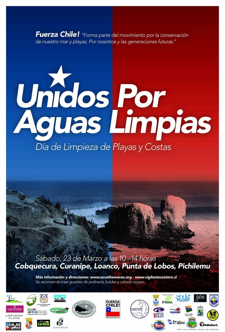 Unidos por aguas Limpias - Puerto Saavedra