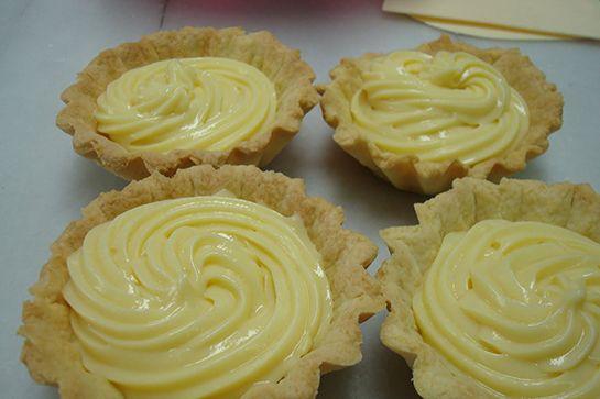 Muzlu Pasta Kreması