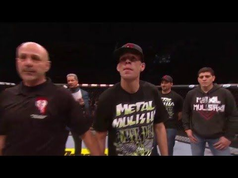 Nate Diaz knocked out an opponent for the first time since 2010 when he knocked out Gray Maynard in the TUF Finale of Season 18. Don't miss Diaz take on Cono...